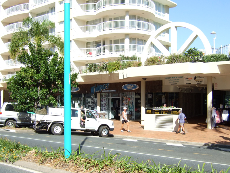 Mt Woodgee Surfboards Coolangatta