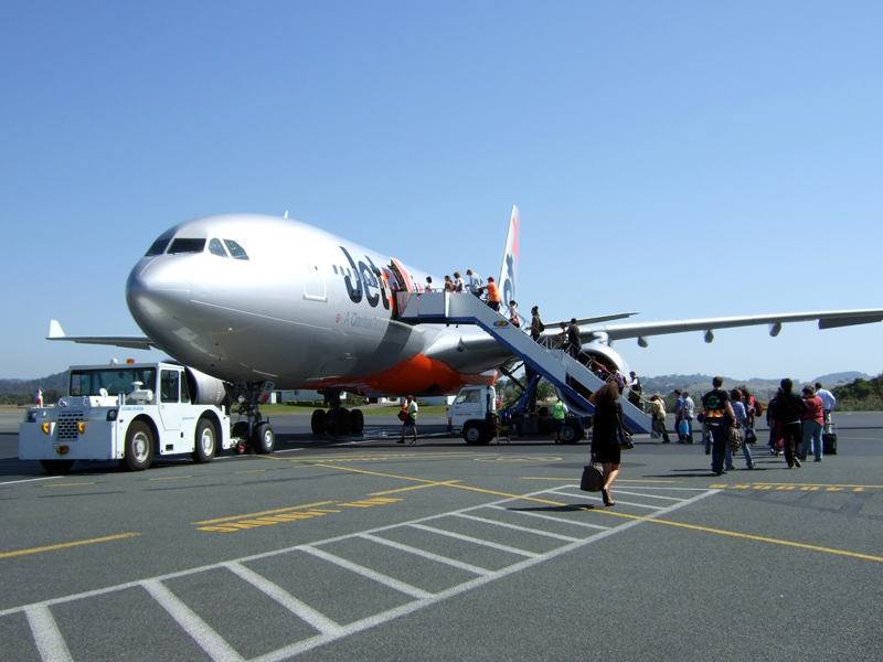 Gold Coast空港