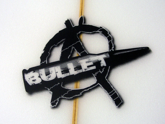 Mt Woodgee Surfboards BULLET