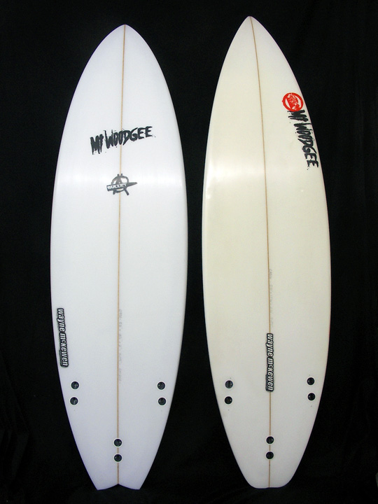 Mt Woodgee Surfboards BULLET & STANDARD
