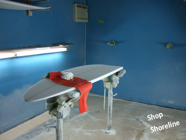 Mt Woodgee Surfboards Factory