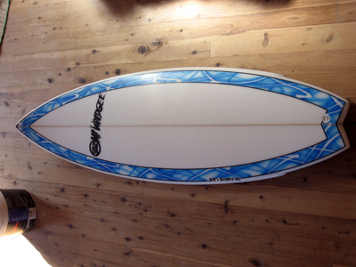 Mt Woodgee Surfboards NEW FISH