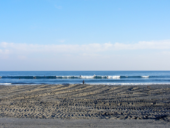 2009/11/08 静波