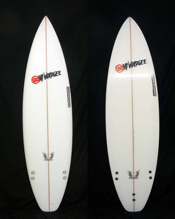 Mt Woodgee Surfboards DURBO