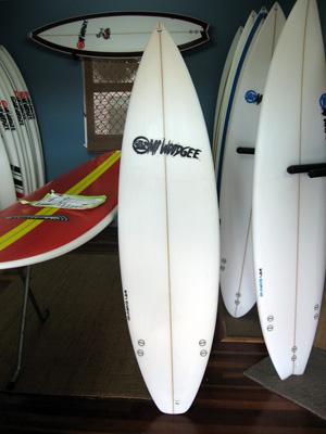 Mt Woodgee Surfboardsファクトリー