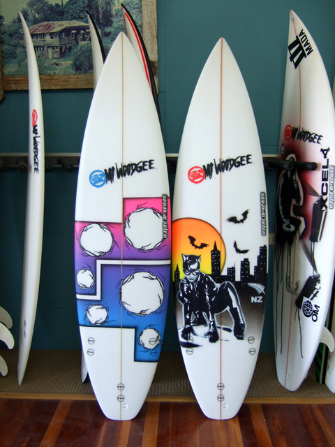 Mt Woodgee Paige Hareb Surfboards