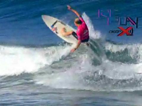 Mt Woodgee Surfboards ライダー Bede Durbidge