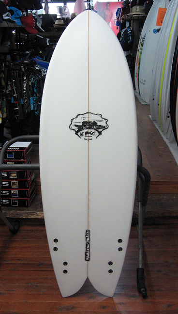 Mt Woodgee Surfboards RETORO FISH 5'6