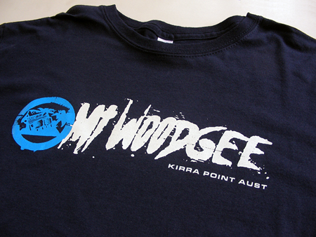 Mt Woodgee T shirt