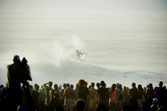 Quiksilver Pro France 2013 Round4