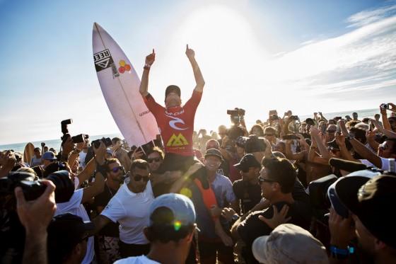 kai Otton Win Rip Curl Pro Portugal 2013