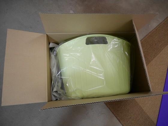 アイリスオーヤマ ソフトバスケット ペールグリーン SBK-43KN 645円