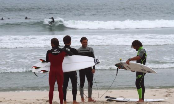 Freesurf at Saquarema