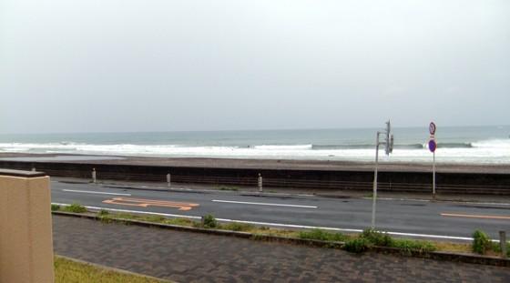 2010/06/09 8:29 御前崎