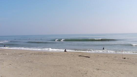 2010/09/12 8:56 鹿島方面