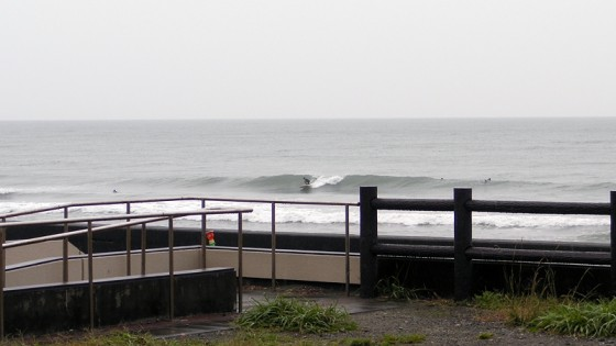 2010/10/20 8:05 御前崎メロン前