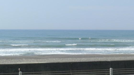 2011/04/30 9:55 御前崎