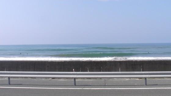 2011/06/09 8:26 御前崎