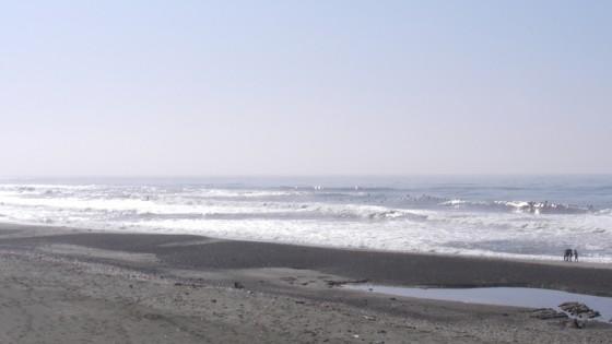 2011/09/10 8:58 御前崎