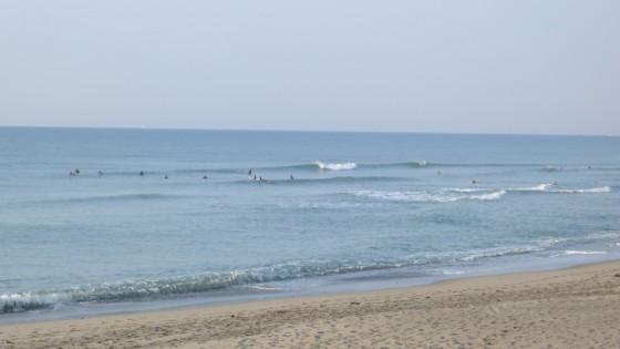 2011/10/09 7:00 凧場