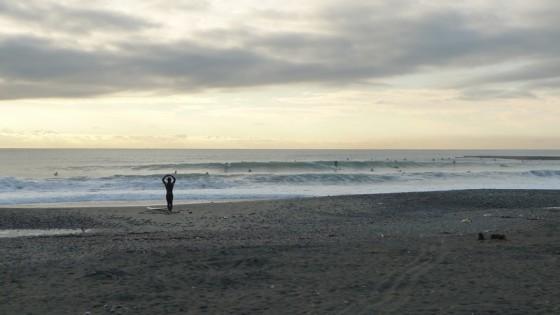 2011/11/12 7:30 静波