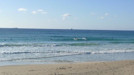 2011/11/25 8:41 多々戸浜