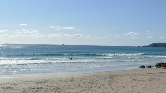 2011/11/25 10:44 多々戸浜