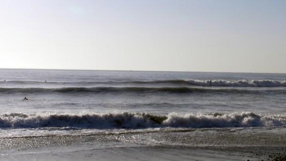 2012/10/05 7:15 片浜海岸