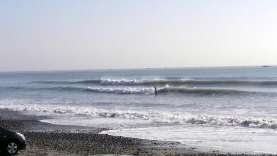 2012/10/05 8:11 片浜海岸