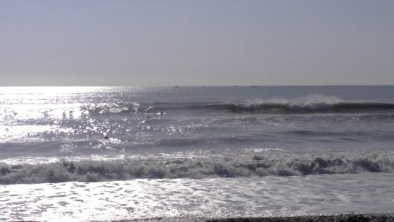 2012/10/05 8:12 片浜海岸