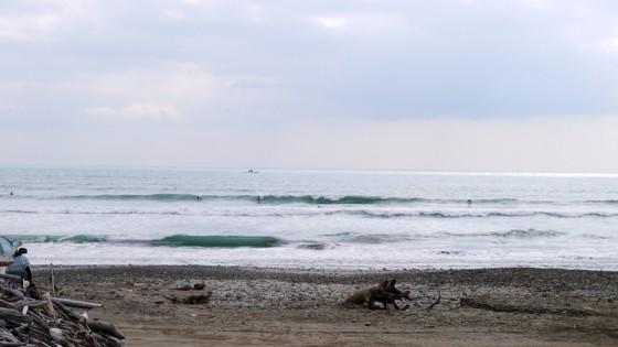 2012/10/12 9:53 片浜海岸