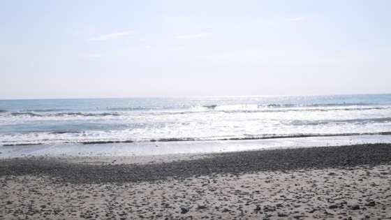 2012/10/13 9:20 片浜海岸