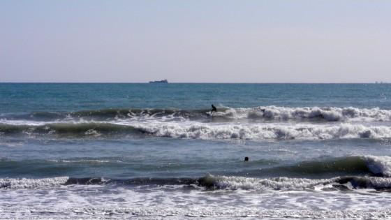2012/10/13 10:04 片浜海岸