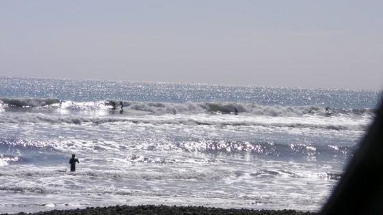 2012/10/13 10:06 片浜海岸