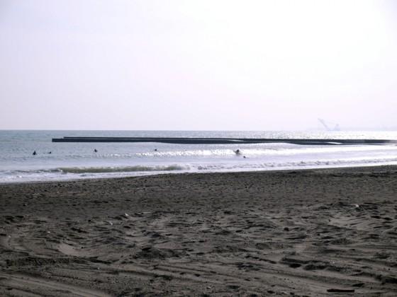 2012/12/18 12:19 静波海岸