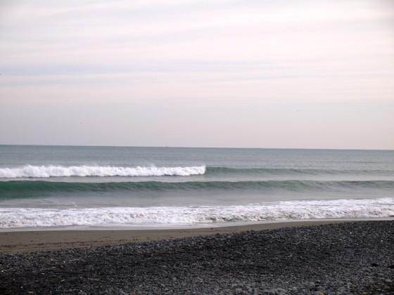 2013/01/15 15:09 静波海岸