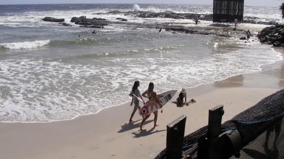 Sofia & Paige Snapper Rocks