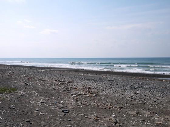 2013/04/23 8:43 御前崎