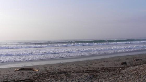 2013/08/23 6:17 片浜海岸
