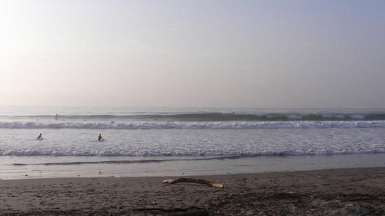 2013/08/23 6:18 片浜海岸