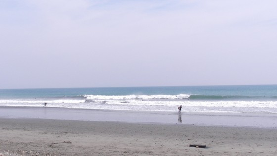 2013/08/23 11:05 片浜海岸