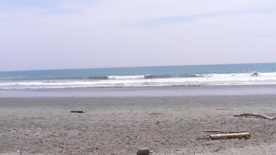 2013/08/23 11:07 片浜海岸