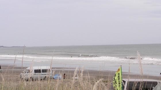 2013/08/24 11:47 片浜海岸