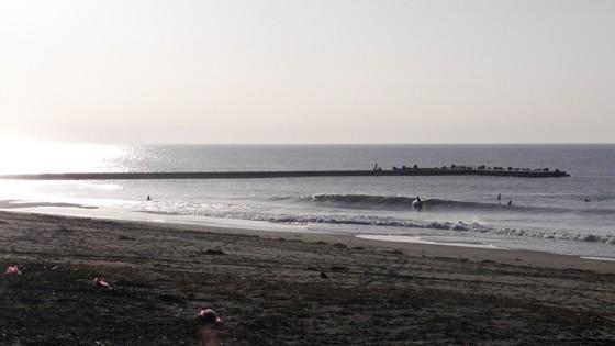 2013/09/20 6:45 豊浜