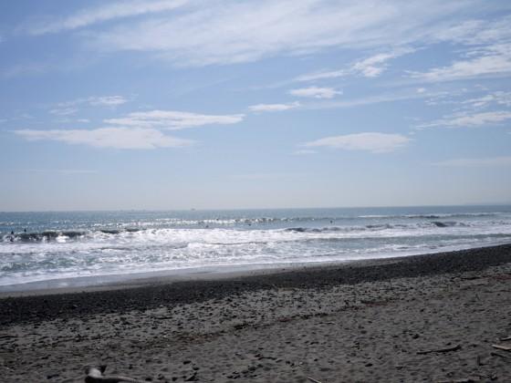 2013/10/08 10:09 片浜