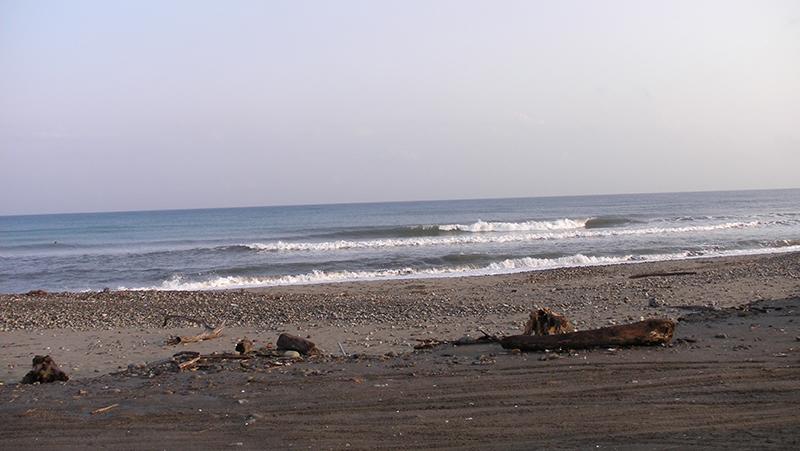 2013/11/07 15:55 片浜海岸