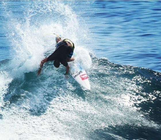 Mt Woodgee Surfboards ライダー Tim McDonald (ティム・マクドナルド)