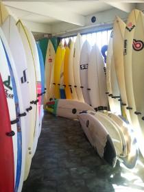 2015/03/05 The Boardroom Surf Shop