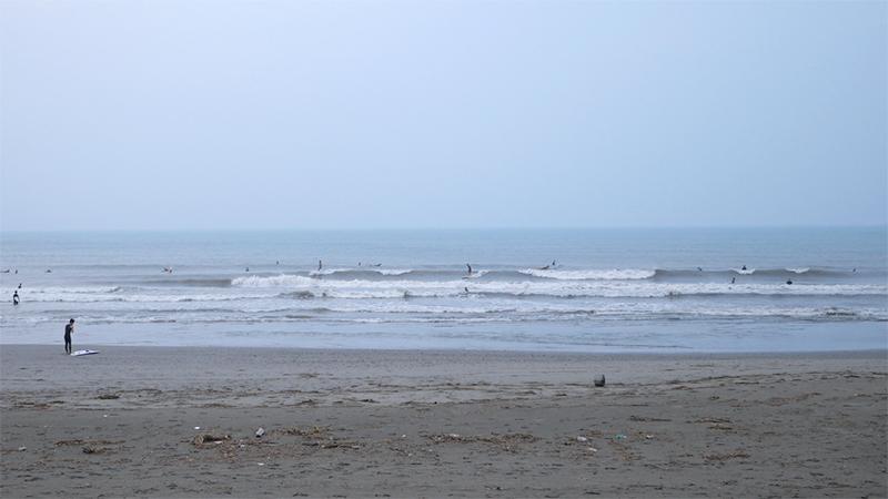 2019/07/28 5:27 鹿島ビーチ(牧之原市)