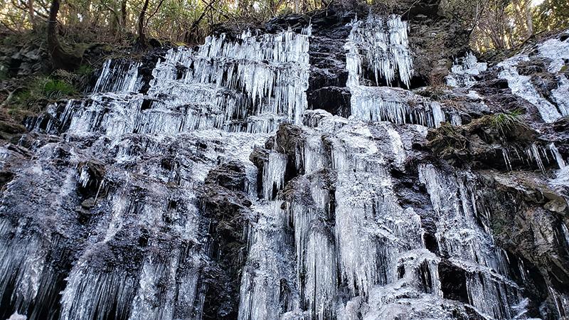 オクシズ 大滝 爆氷